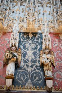 Restauration du coeur de Sainte Cécile terminée